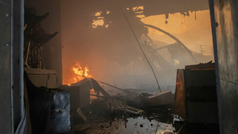 VIDEO/ Filmul incendiului de la Filarmonică: Mărturiile inginerului care a încercat să stingă focul de unul singur