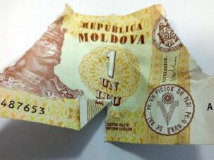 Bancnote rupte, cu inscripții sau fără colțuri. Ce spune BNM despre restituirea contravalorii acestora