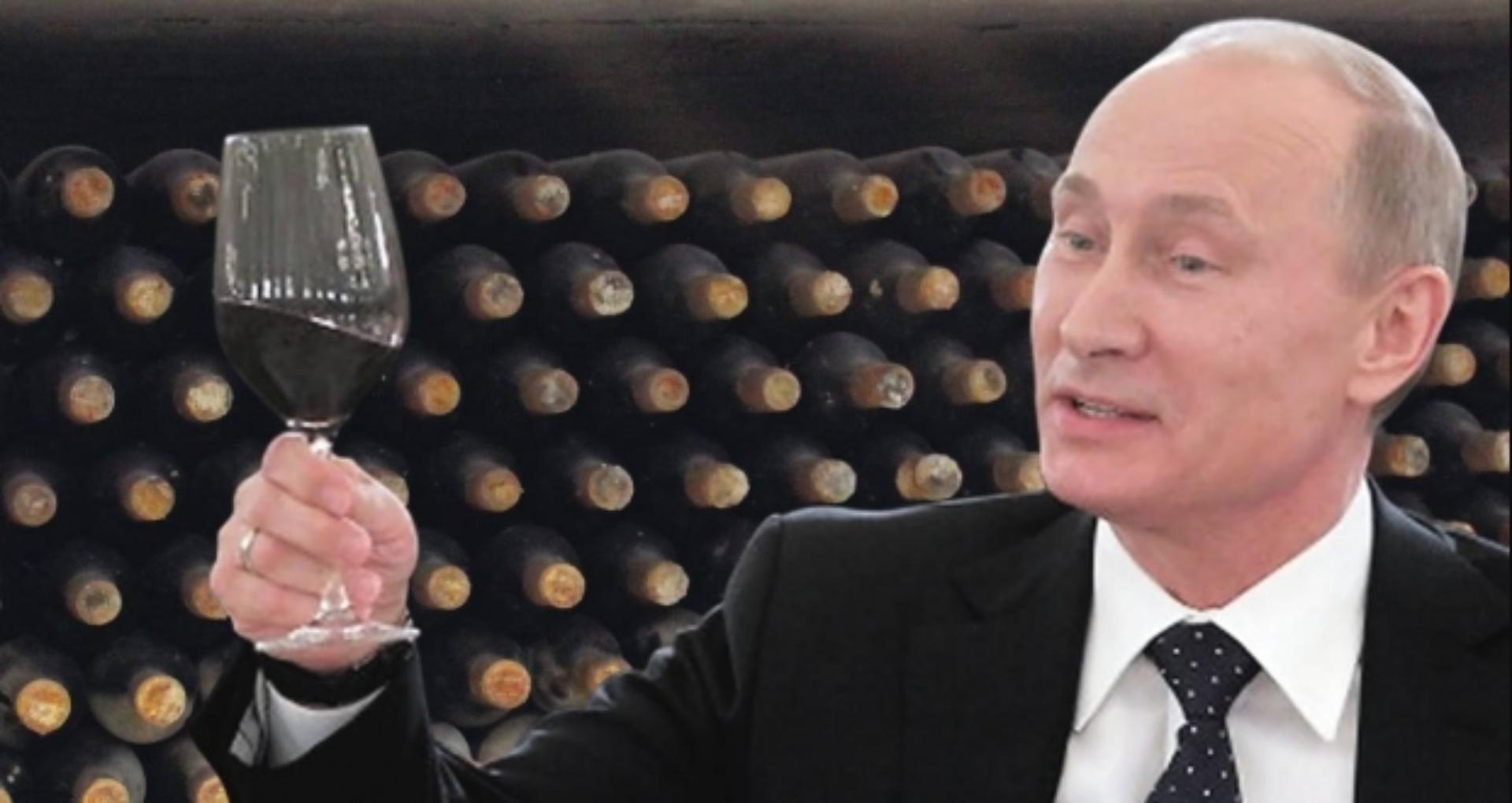 Vladimir Putin, contrazis de analiști și date oficiale. Să-i mulțumim pentru embargouri? Nu am uitat cum spuneau că vinul moldovenesc e bun numai de vopsit gardurile