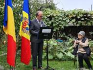 """FOTO/ Pictorița Valentina Rusu-Ciobanu, decorată cu Ordinul """"Meritul Cultural""""al României"""