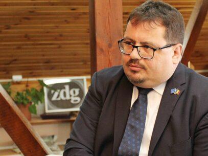 """Interviu/ Peter Michalko: """"Nu te teme și nu fura"""". Cetățenii trebuie să fie conștienți că ei sunt stăpânii și trebuie să-i controleze pe politicieni"""