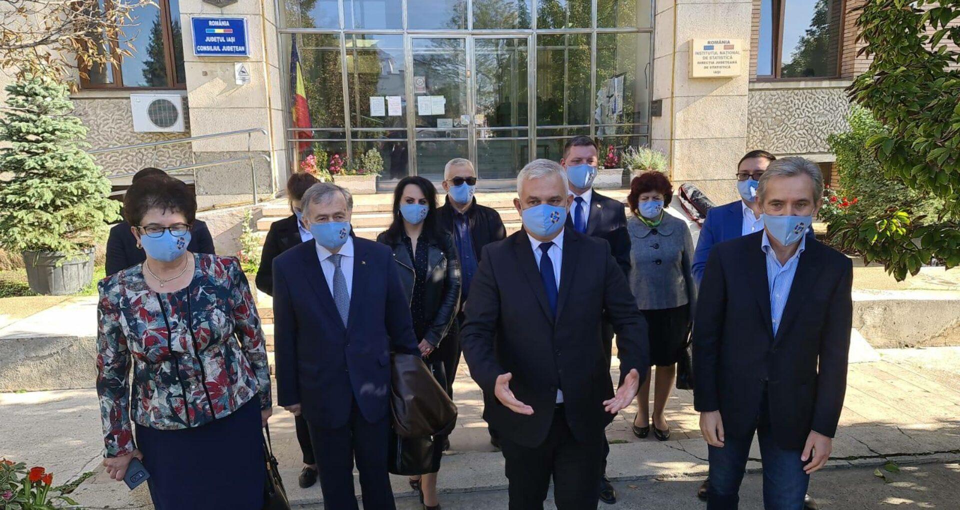 DOC/ Iurie Leancă și Ion Hadârcă candidează la alegerile pentru Senatul din România