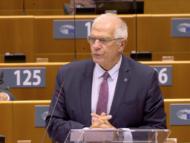 """Înaltul Reprezentant al UE pentru Afaceri Externe și Politică de Securitate, Josep Borell: """"Alegerile prezidențiale din 1 noiembrie, vor fi un moment crucial în parteneriatul nostru"""""""
