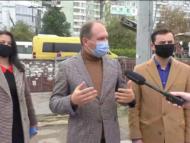 VIDEO/ Ion Ceban a revenit la muncă după concediul pe cont propriu și cere demisia pretorului sectorului Botanica