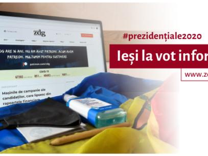 Fii informat de alegeri cu Ziarul de Gardă. Alegerile prezidențiale vor fi transmise în regim real pe ZdG.md