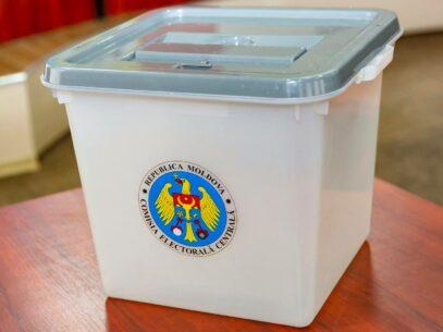 CEC a stabilit data desfășurării alegerilor locale noi în trei localități