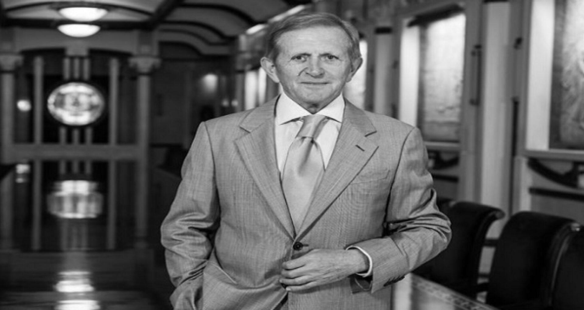"""Fostul director general al Combinatului de vinuri """"Cricova"""" a fost răpus de Covid-19. Mesajul transmis de angajații vinăriei"""