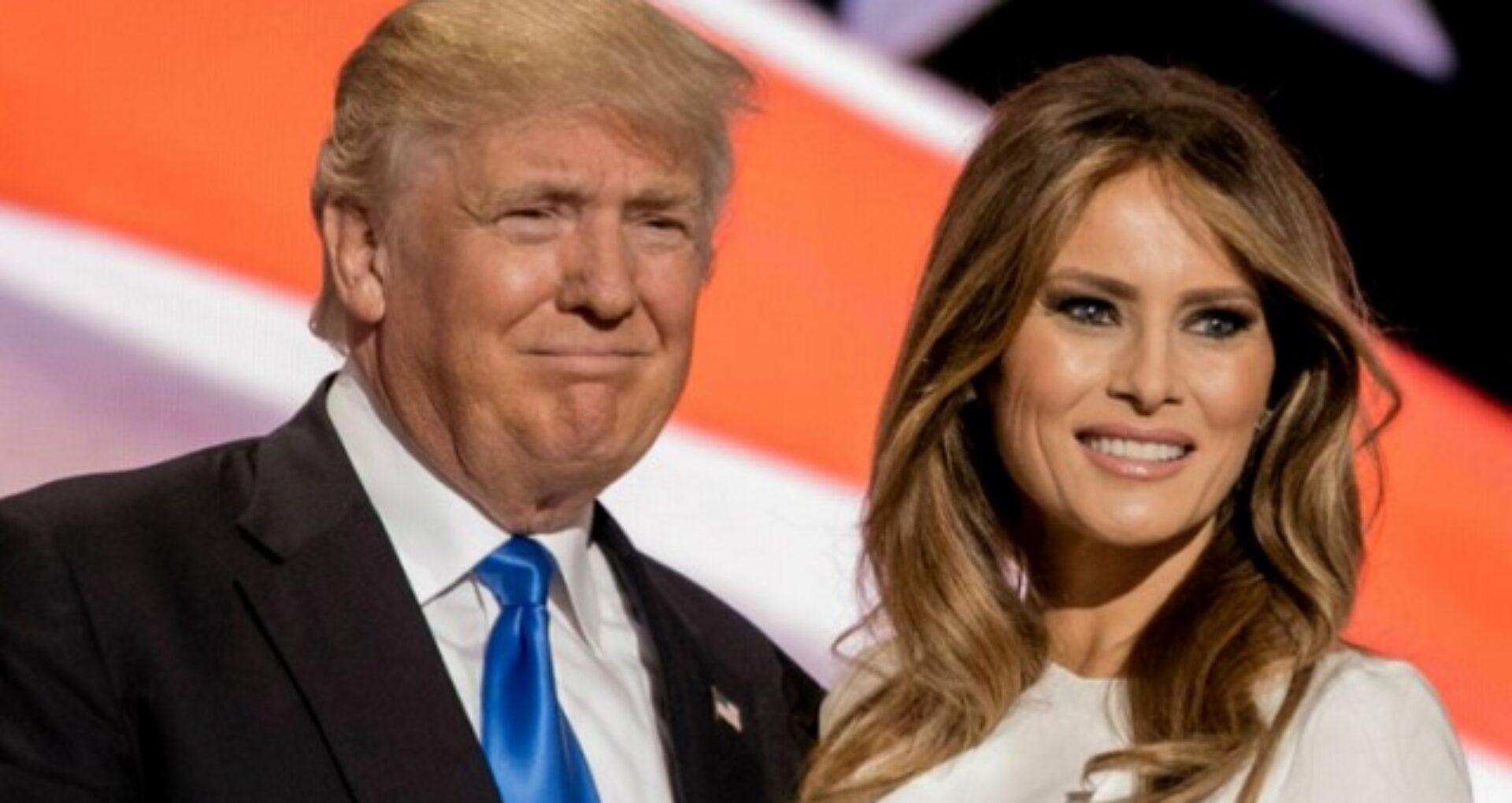 Președintele american Donald Trump și soția sa Melania au fost testați pozitiv pentru coronavirus