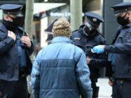 Germania scoate mii de polițiști federali în stradă pentru a impune respectarea restricțiilor anunțate în contextul pandemiei de Covid-19