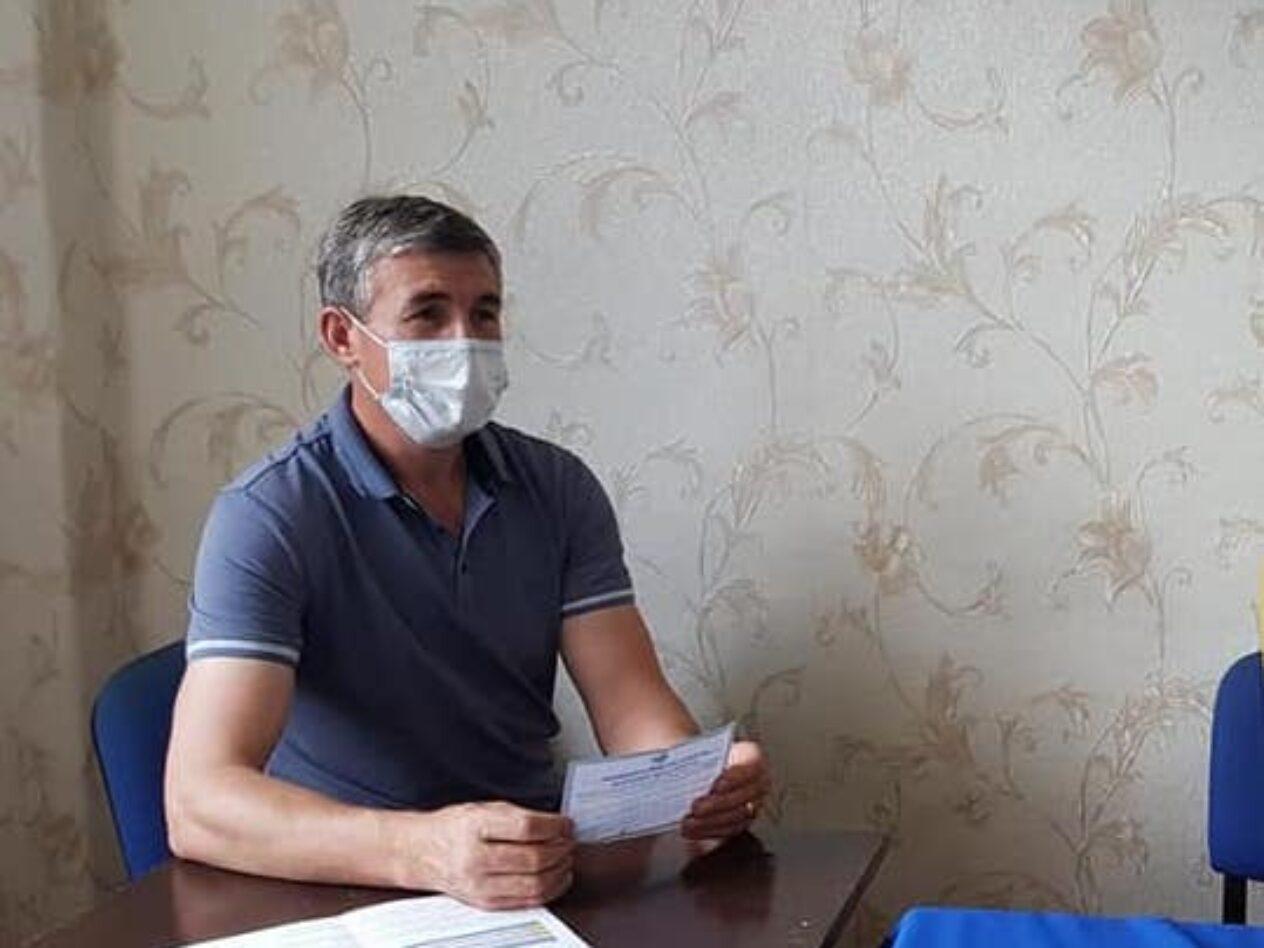 """Primarul """"fără avere"""". Un ales local din Cantemir și-a donat toate bunurile"""