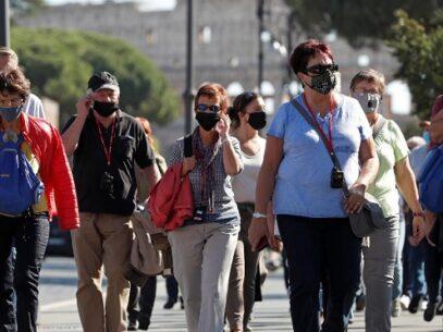 Italia înregistrează un nou record zilnic de infectări: 16 079 de cazuri în 24 de ore
