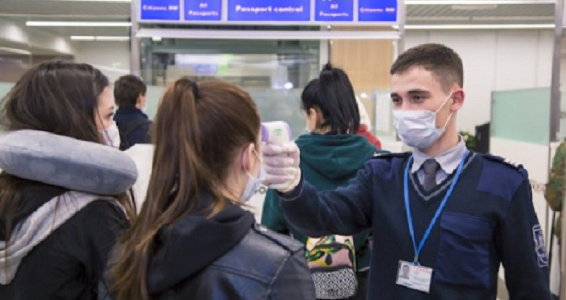 """67 de țări au fost incluse în """"lista roșie"""". Ministerul Sănătății a prezentat lista actualizată a statelor pentru care se impune regimul de autoizolare la intrarea pe teritoriul Republicii Moldova"""