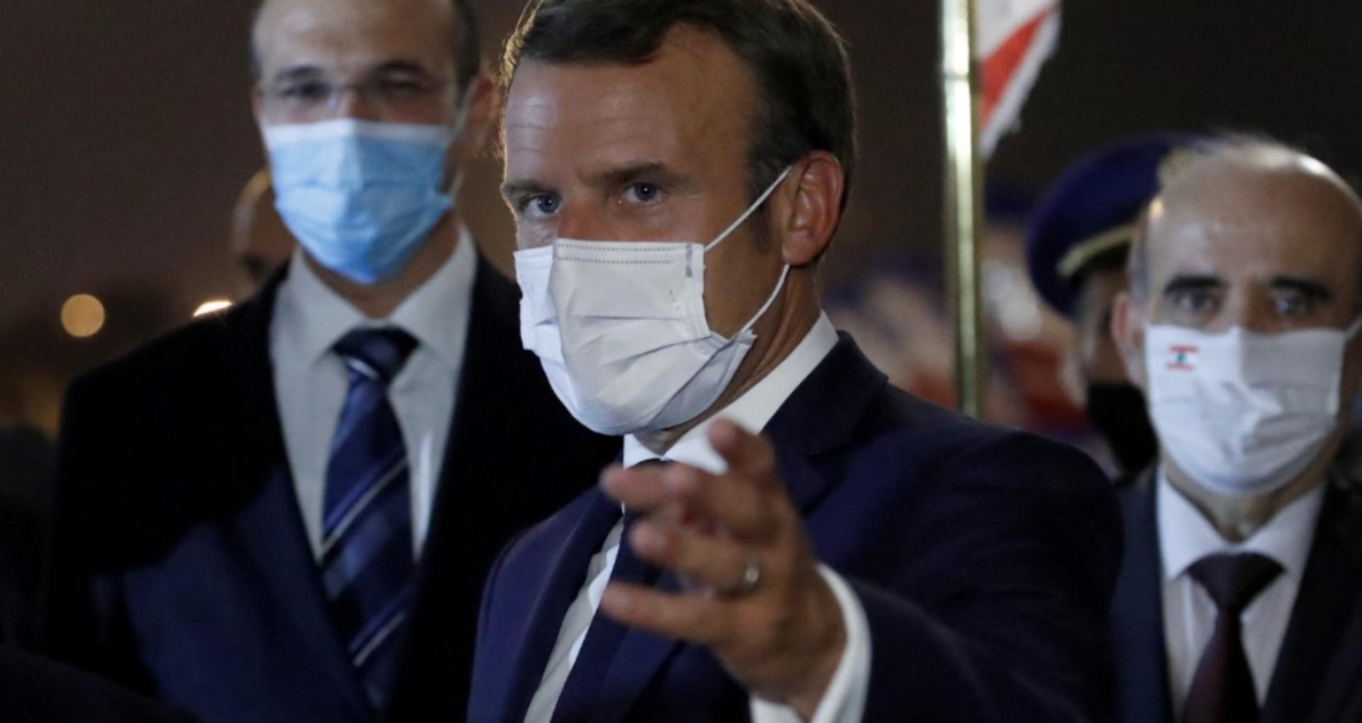 Macron: Începând de vineri, în Franța va fi reinstituită carantina la nivel național