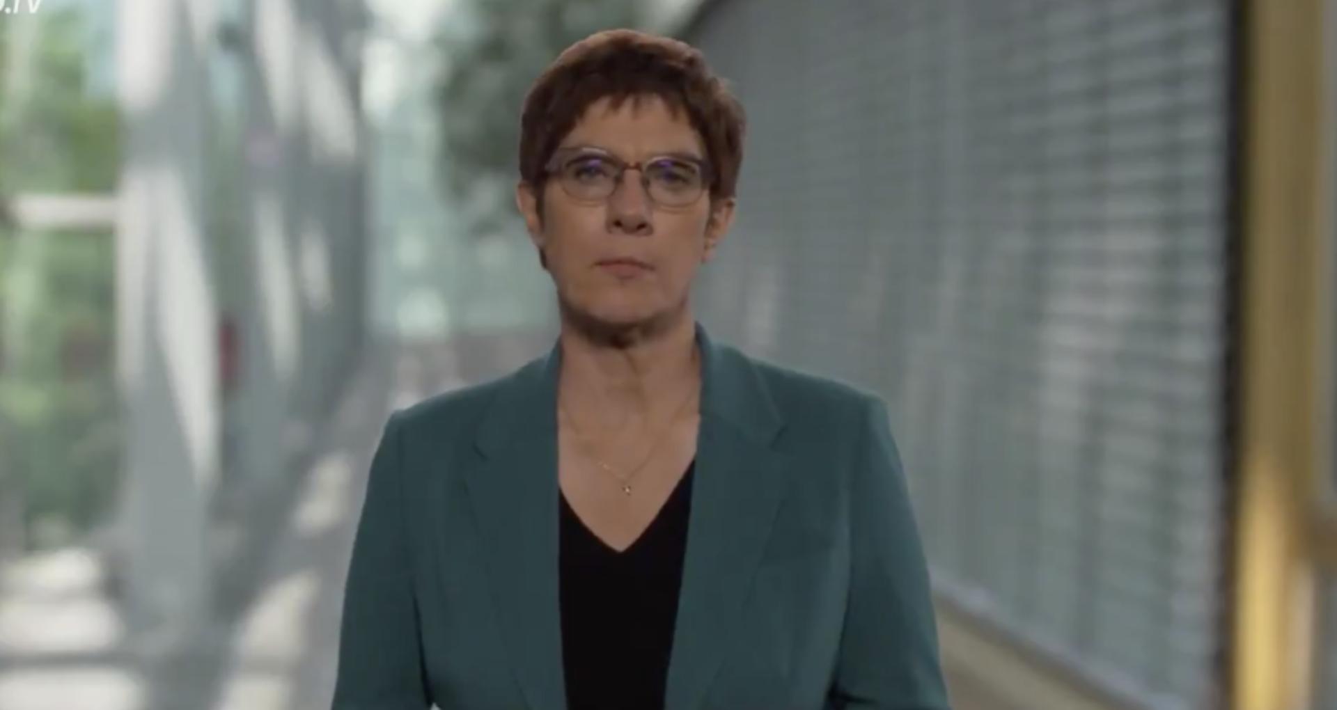 VIDEO/ Partidul Angelei Merkel declară susținere totală pentru candidata PAS Maia Sandu în alegerile prezidențiale