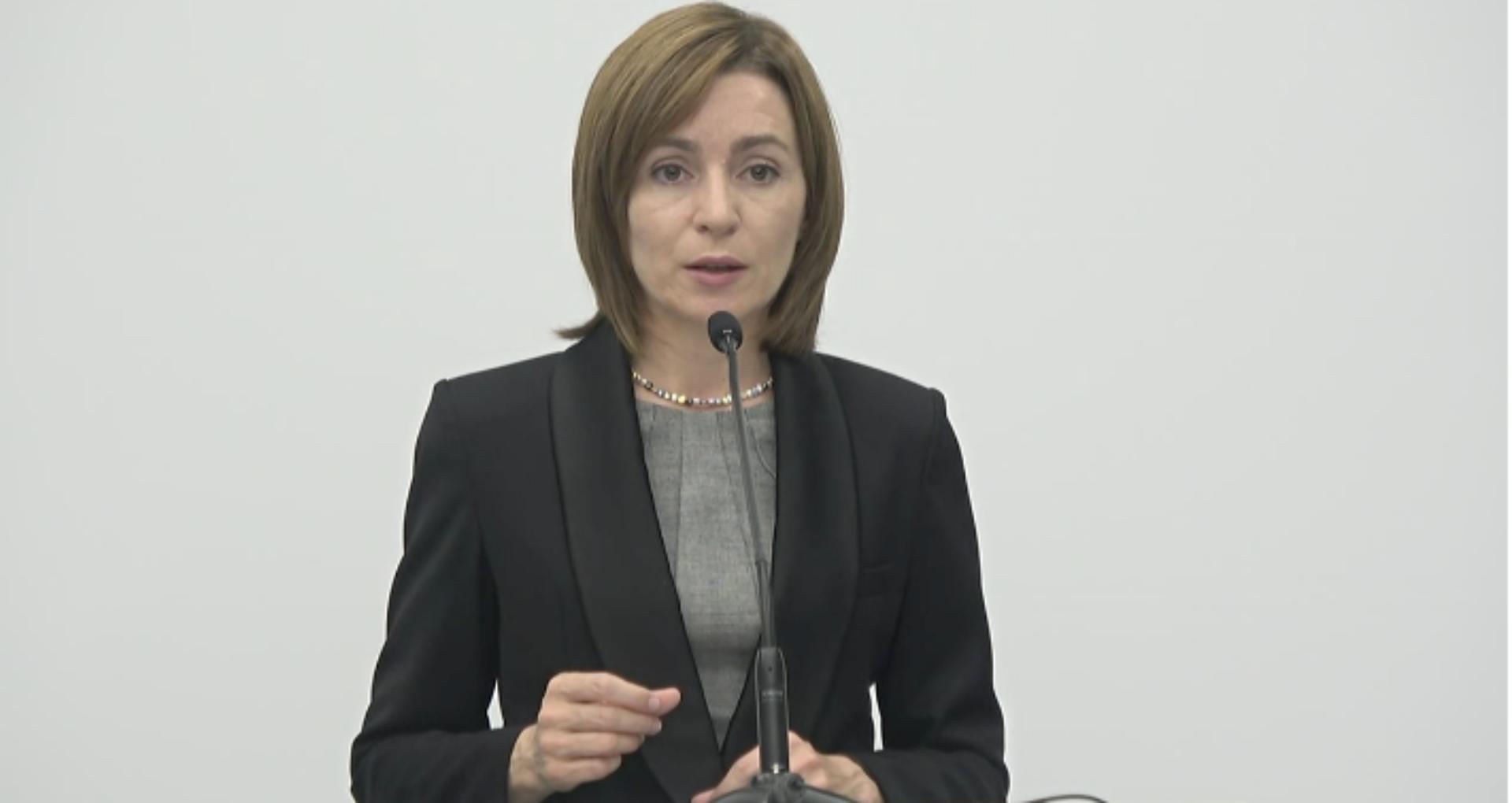 """VIDEO/ Candidata PAS, Maia Sandu, despre dezbaterea electorală cu Igor Dodon: """"Cu un asemenea personaj nu mai avem ce discuta. Să se bălăcească de unul singur în glod"""""""