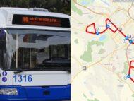 DOC/ Sistemul GPS, dispărut din troleibuzele din Chișinău în prag de dare în exploatare. Agentul economic și municipalitatea nu se înțeleg la bani