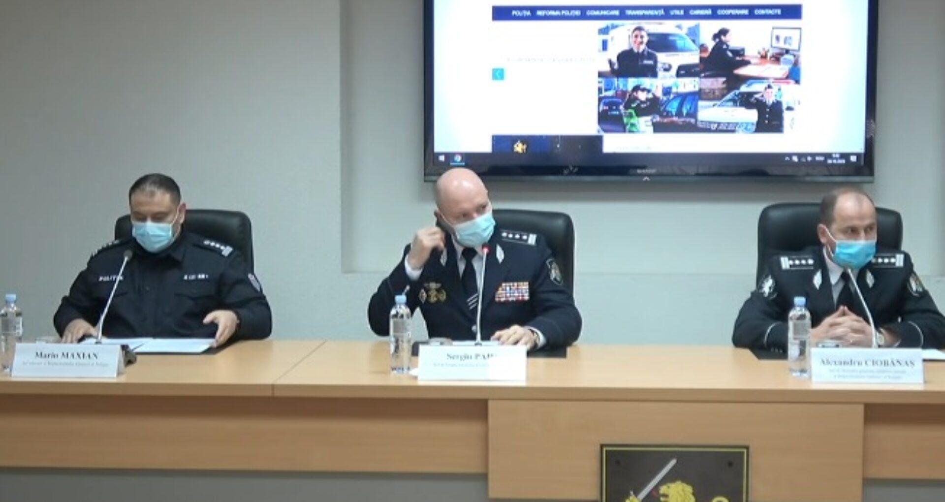 """Peste 6 000 de polițiști vor fi antrenați în procesul de desfășurare a alegerilor prezidențiale: vor monitoriza """"atent"""" deplasarea transportului"""