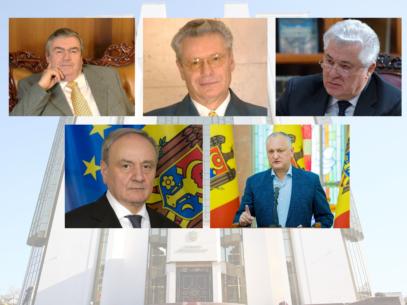 QUIZ/ Profil prezidențial. Ce știi despre președinții R. Moldova?