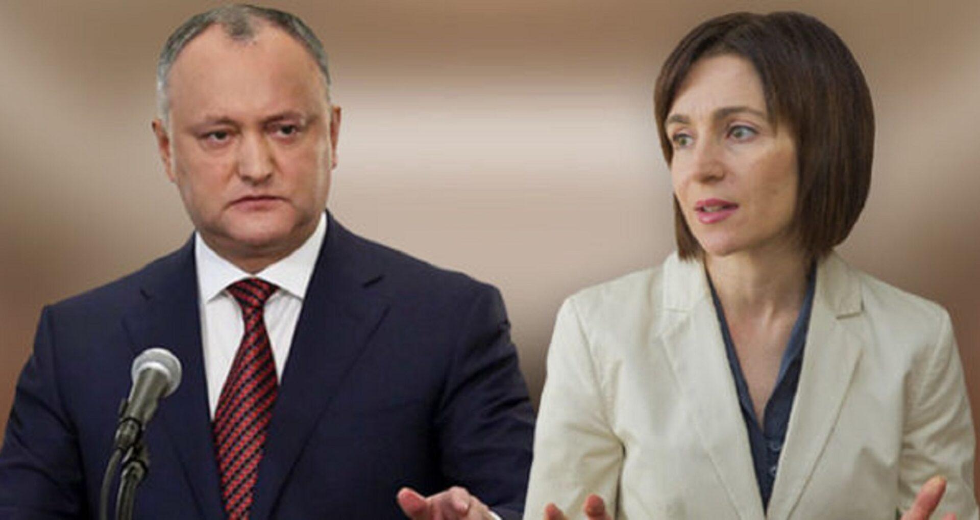 DOC/ Curtea Supremă de Justiție pune punct procesului intentat în privința lui Igor Dodon și pliantele defăimătoare la adresa Maiei Sandu