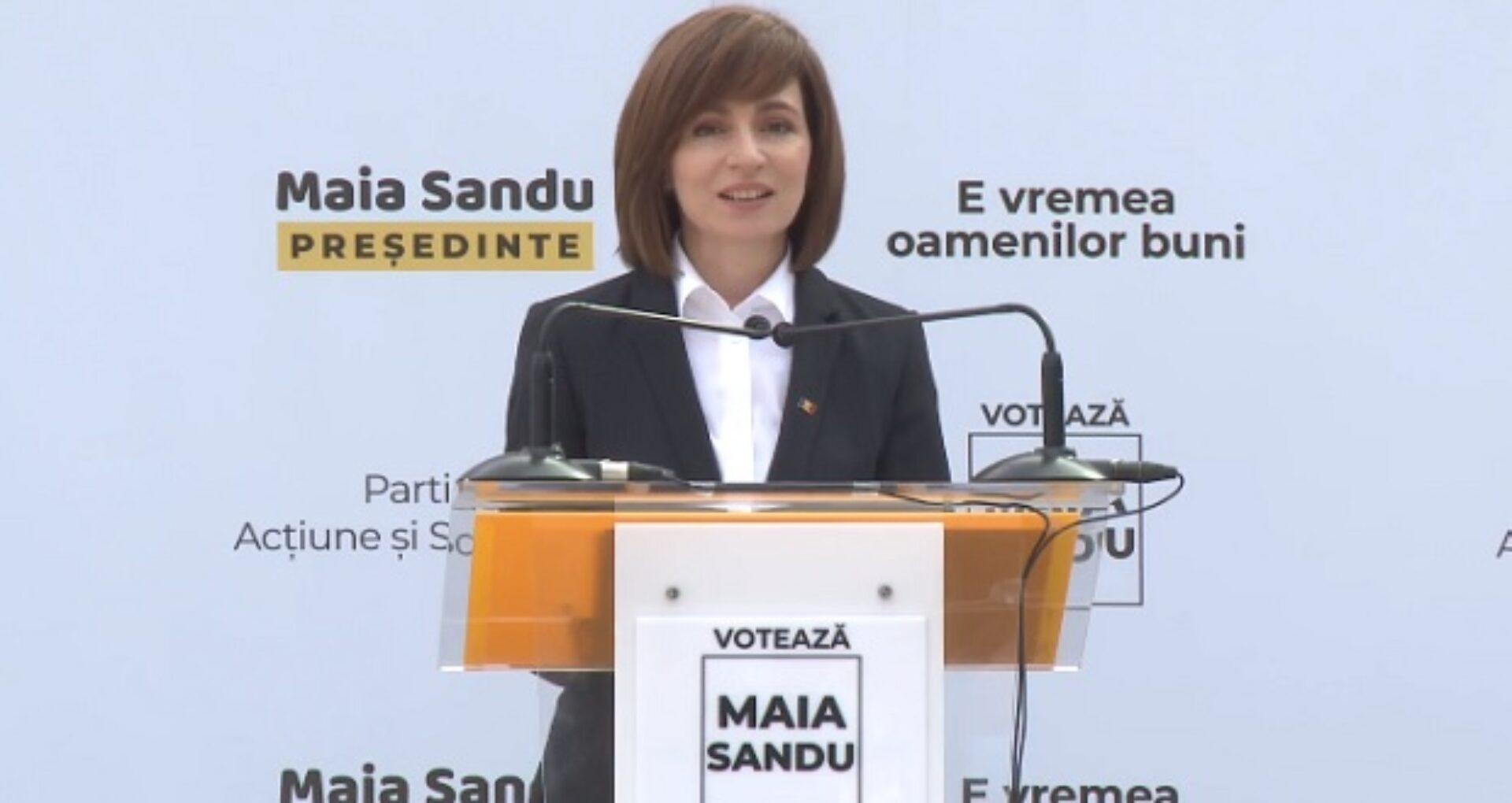 Ultima oră! La sediul PAS au apărut agenți ai SPPS: noului președinte ales al R. Moldova i-a fost pus la dispoziție un automobil de serviciu și șofer