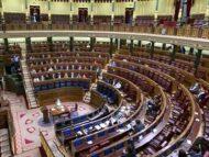 Parlamentul Spaniei a aprobat stărea de urgență sanitară pentru următoarele 6 luni, până la 9 mai 2021