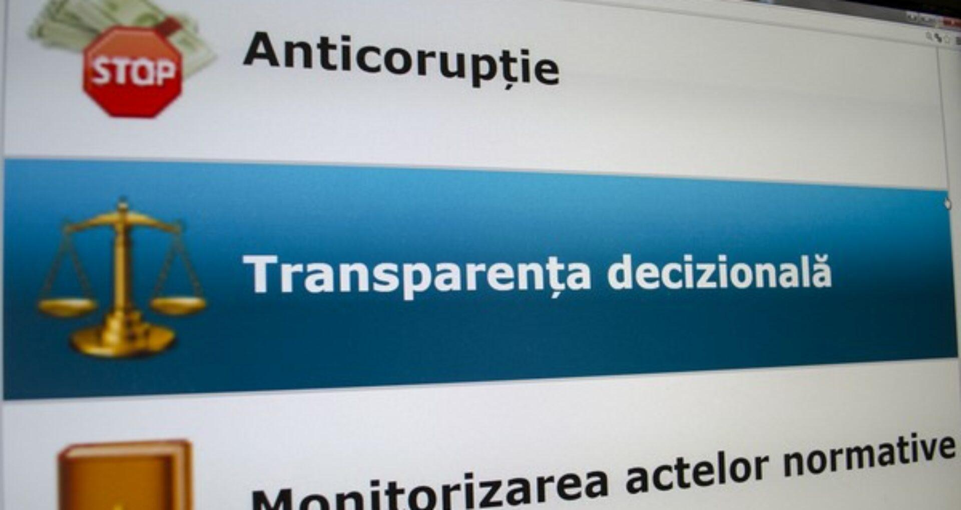 Cum implementeaza autoritățile publice centrale politicile anticoruptie (II)