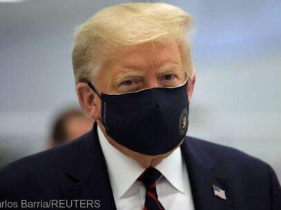 Lideri internaţionali îi transmit mesaje de însănătoşire lui Trump, după ce acesta a anunţat că are coronavirus. Mesajul directorului OMS