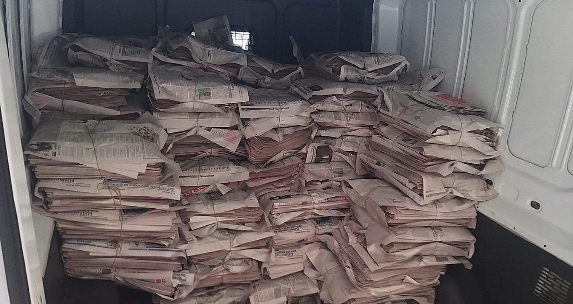 Ședința Curții de Apel în care urma să fie examinată sesizarea PAS în legătură cu microbuzele pline cu ziarele lui Dodon, amânată
