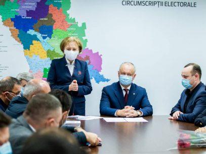 Ședința activului PSRM cu Igor Dodon? Liderii socialiști din toată republica invitați la reuniune