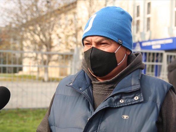 """Alegător din stânga Nistrului: Votăm împotriva lui """"kuliok"""""""
