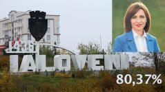 """Ialoveni – raionul cu """"alt rezultat"""""""