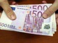 Peste 60 mii de euro falși urmau să fie puși în circulație în R. Moldova