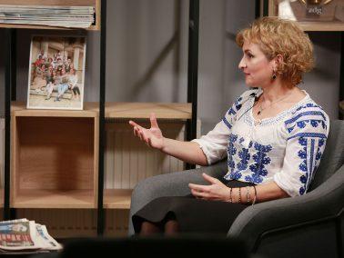 """VIDEO/ Interviu cu medicul chirurg Mariana Donică: """"România a însemnat un nou început pentru noi"""""""
