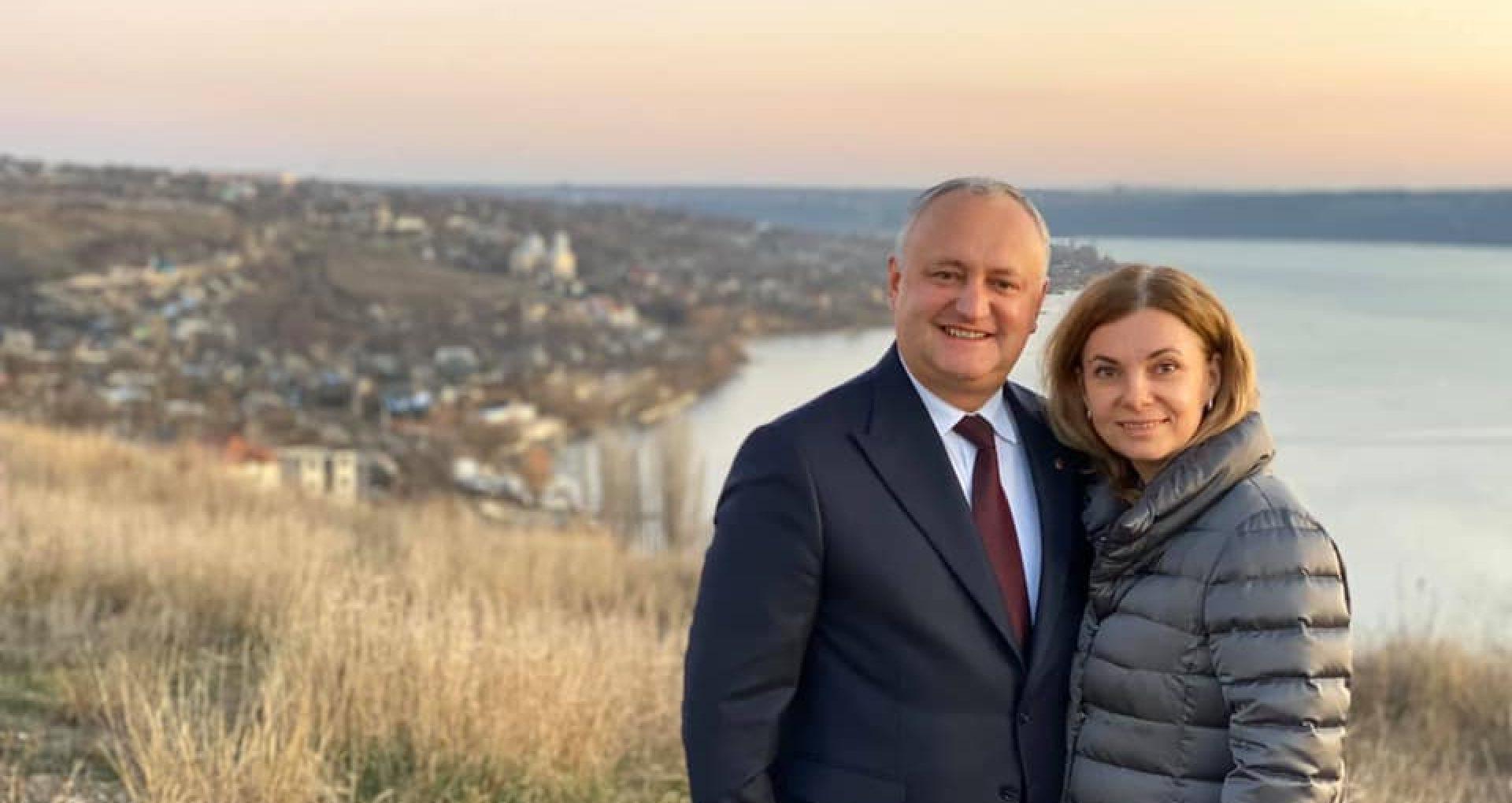 Igor Dodon a pierdut alegerile și în satul de baștină al soției sale