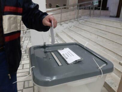 FOTO/ Ordinea de înscriere a concurenţilor electorali în buletinul de vot pentru alegerile parlamentare anticipate