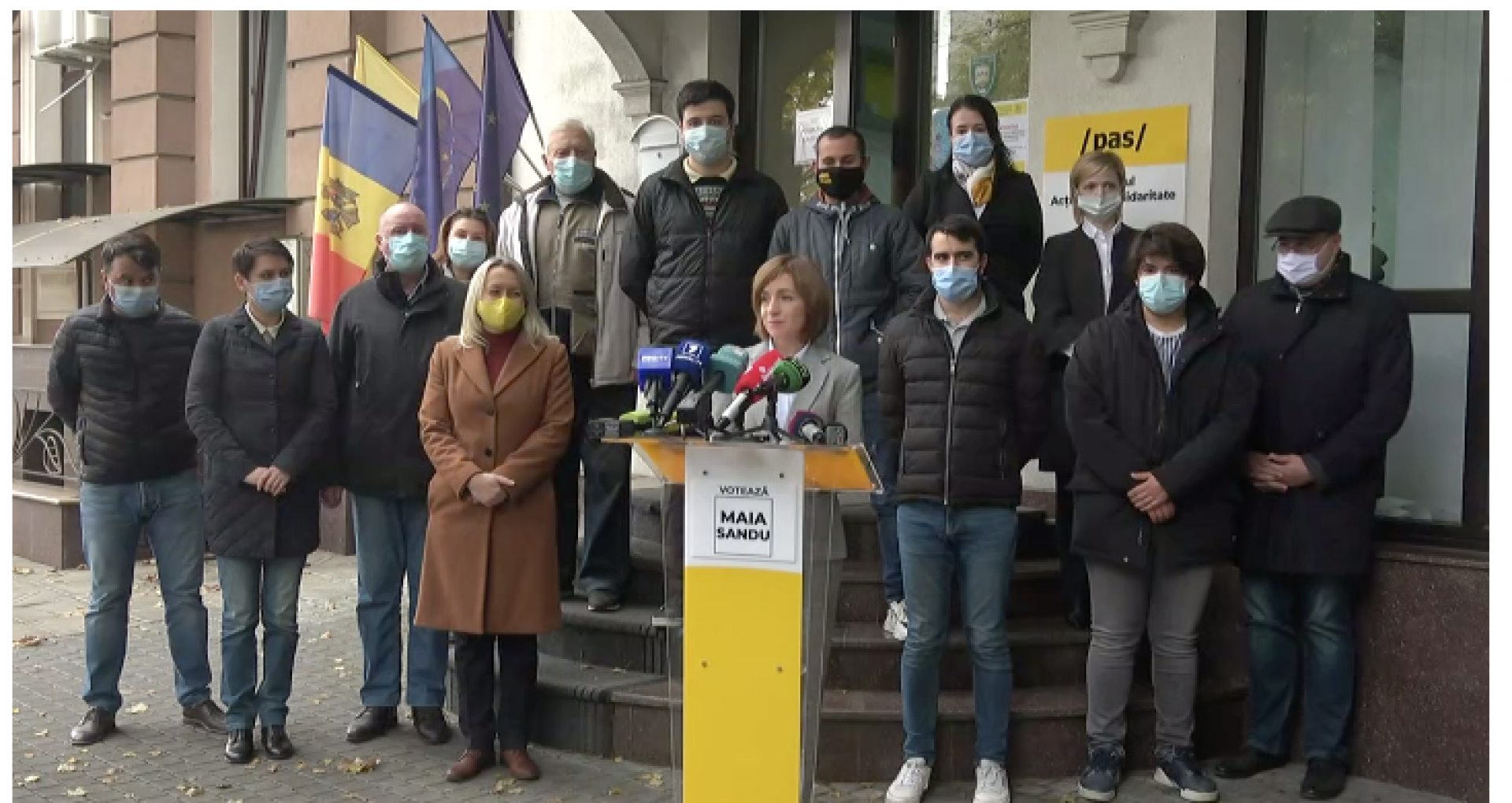 Maia Sandu vrea dezbateri pe un teren neutru: Singura dezbatere la care trebuie să meargă Igor Dodon este cea cu procurorii, dar din respect pentru oameni voi merge la una