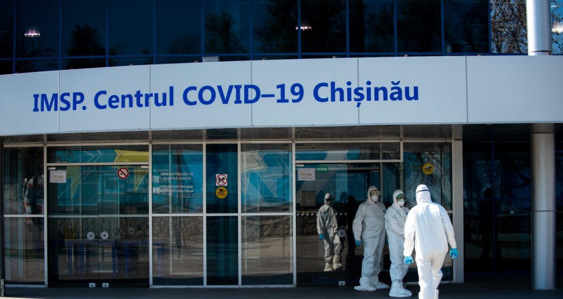 Trei decese și 57 de cazuri noi de îmbolnăvire cu COVID-19, înregistrate în ultimele 24 de ore
