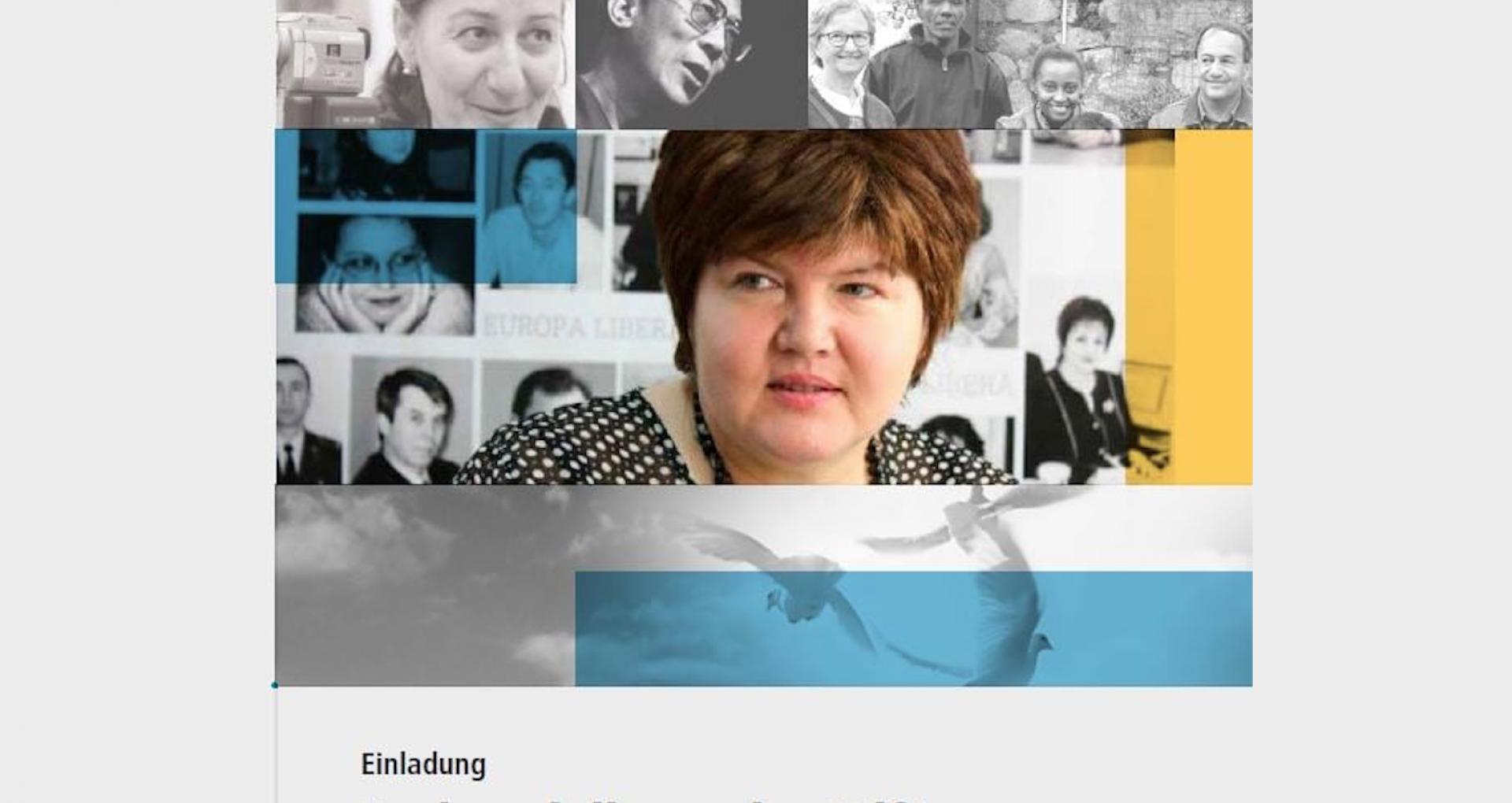 Alina Radu, directoarea ZdG, laureata Fundației pentru Libertate și Drepturile Omului din Berna, Elveția