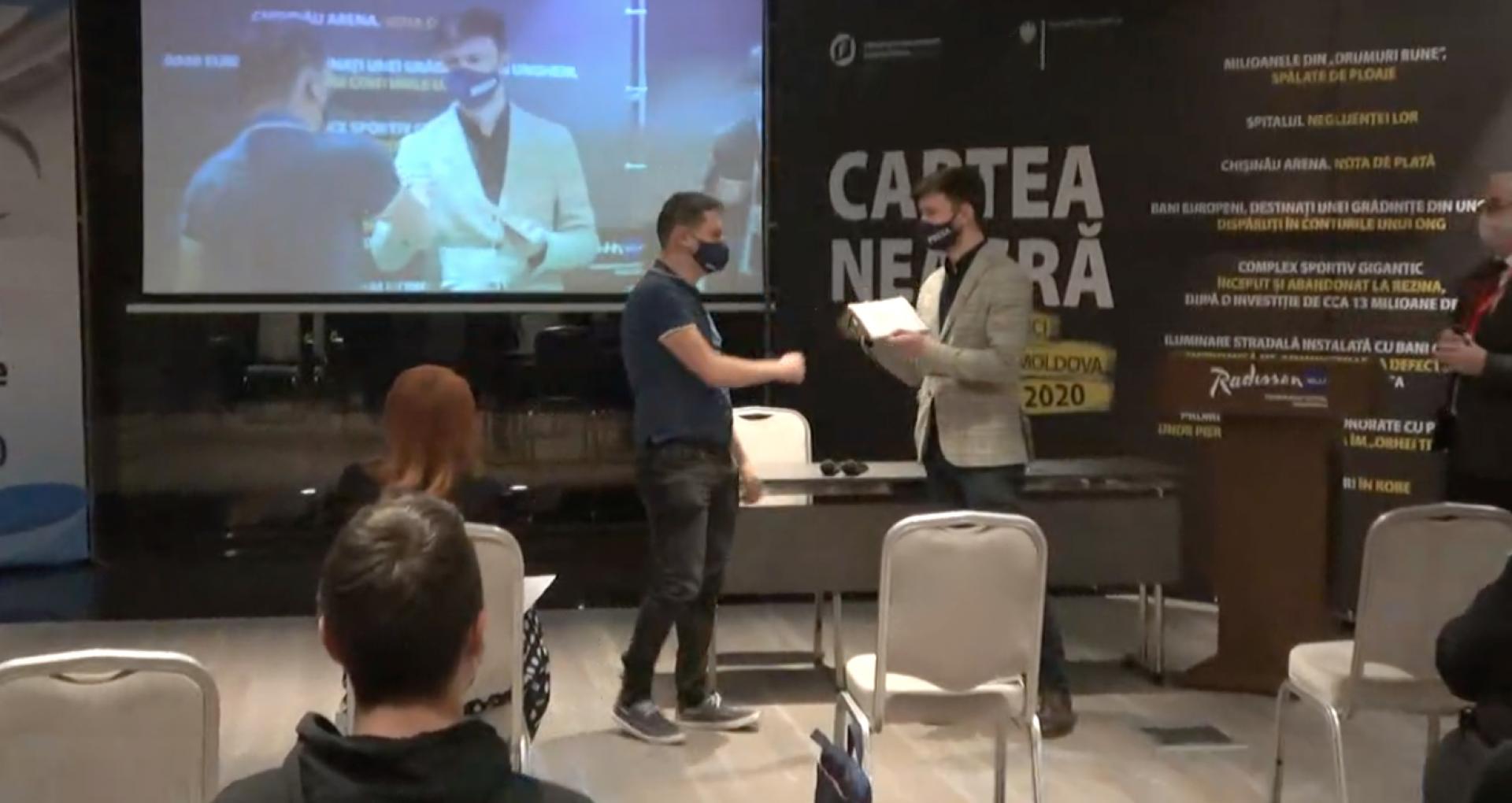 """Ziarul de Gardă a luat Premiul I și III la Concursul """"Investigațiile jurnalistice ale anului 2020"""""""