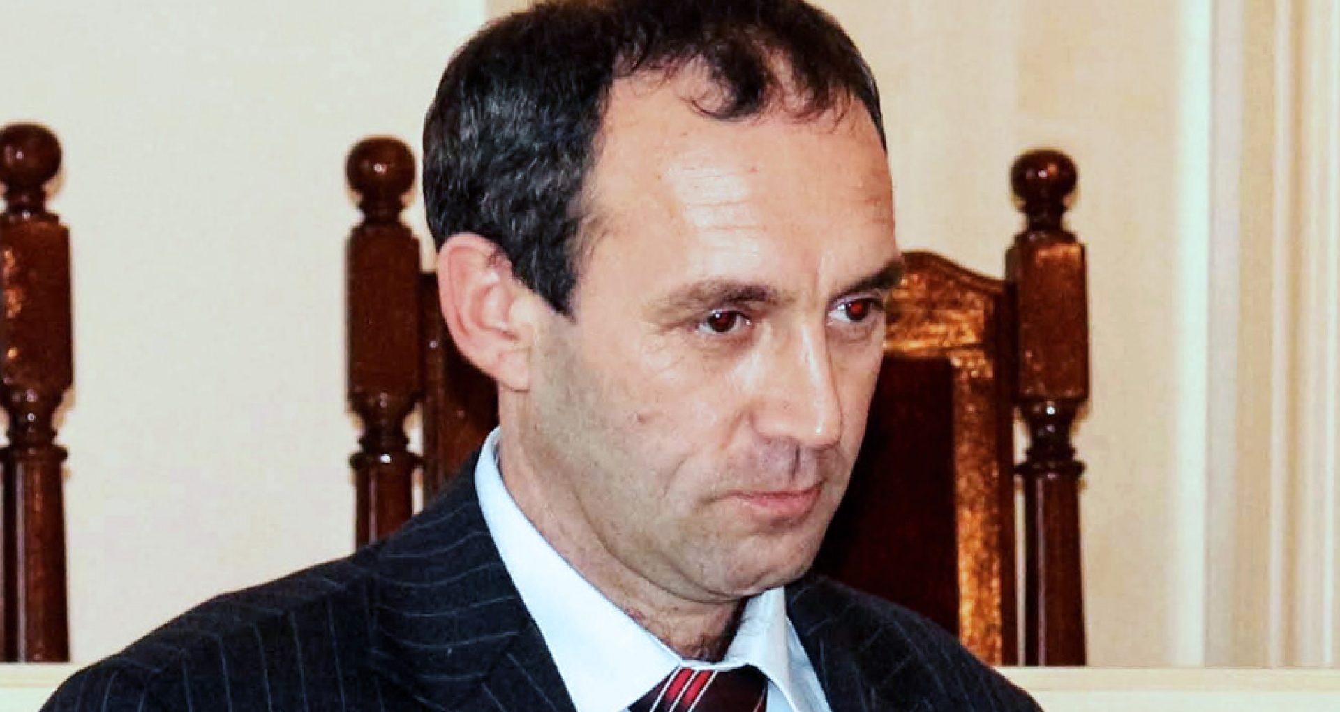 VIDEO/ Președintele raionului Fălești ar fi fost prins beat la volan