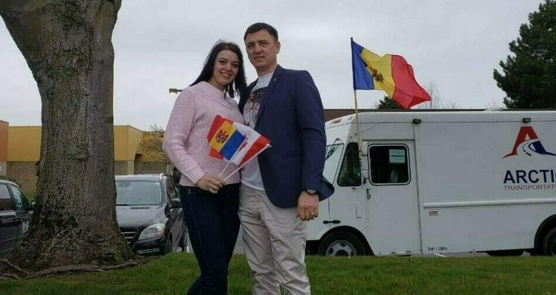 """Va parcurge o mie de kilometri pentru a vota: """"Îmi pasă de ce se întâmplă în R. Moldova"""""""