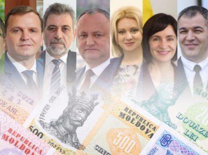 AUDIO/ Campanie electorală de milioane pe banii funcționarilor publici, șomerilor și pensionarilor