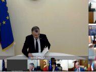 VIDEO/ Politica bugetar-fiscală și bugetul de stat pentru 2021, aprobate. Lista proiectelor examinate la Guvern