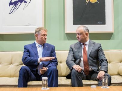 DOC/ Președintele și premierul României s-au implicat în campania electorală? Decizia CSJ în procesul intentat de Igor Dodon