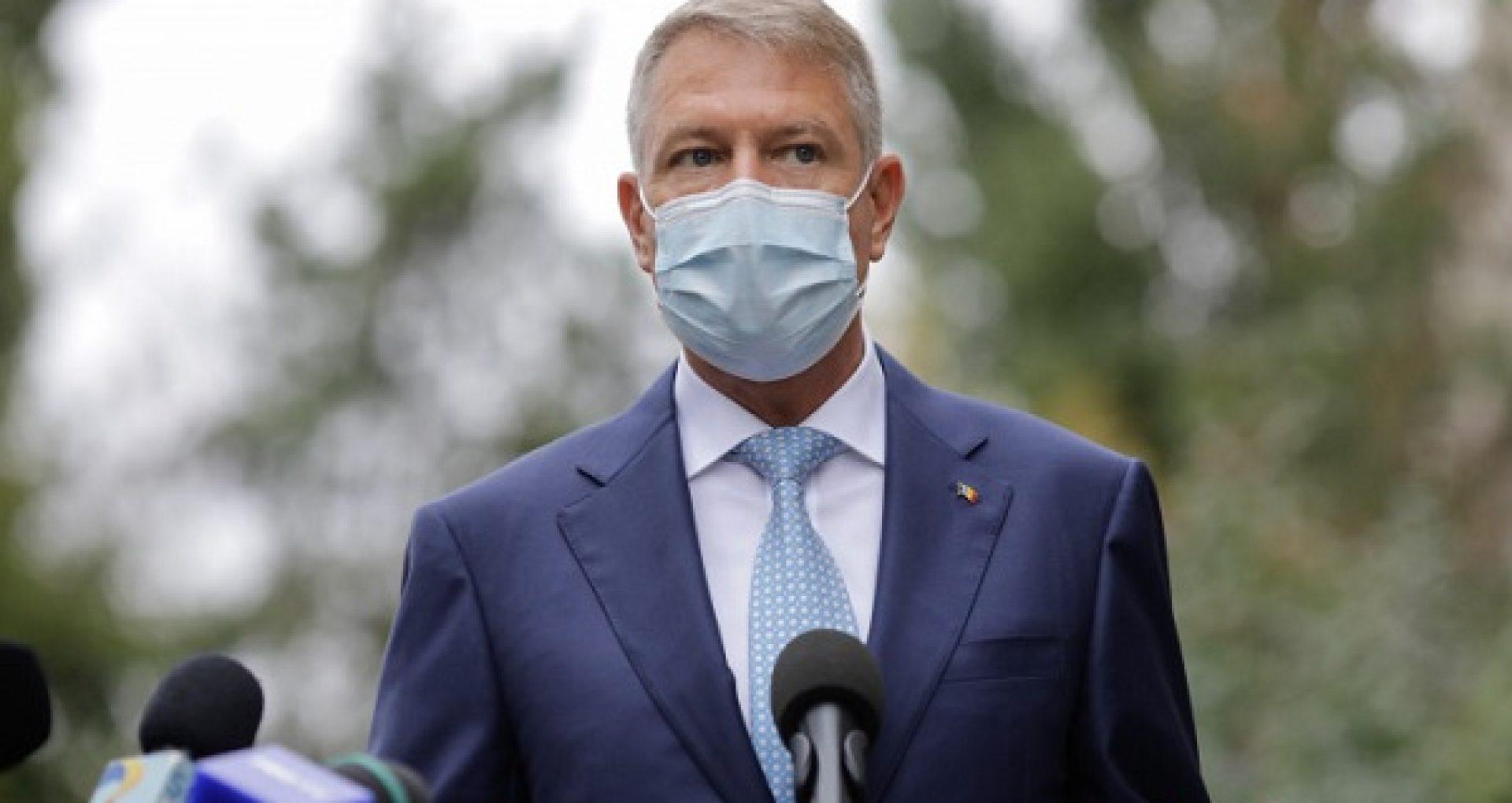 România nu va intra în lockdown după alegerile parlamentare. Declarația președintelui român Klaus Iohannis