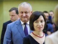 """Dodon spune că nu va crea niciun blocaj în activitatea noului președinte ales al R. Moldova: """"Dacă aveți nevoie de ajutor, de ceva, poftim, sunt disponibil"""""""