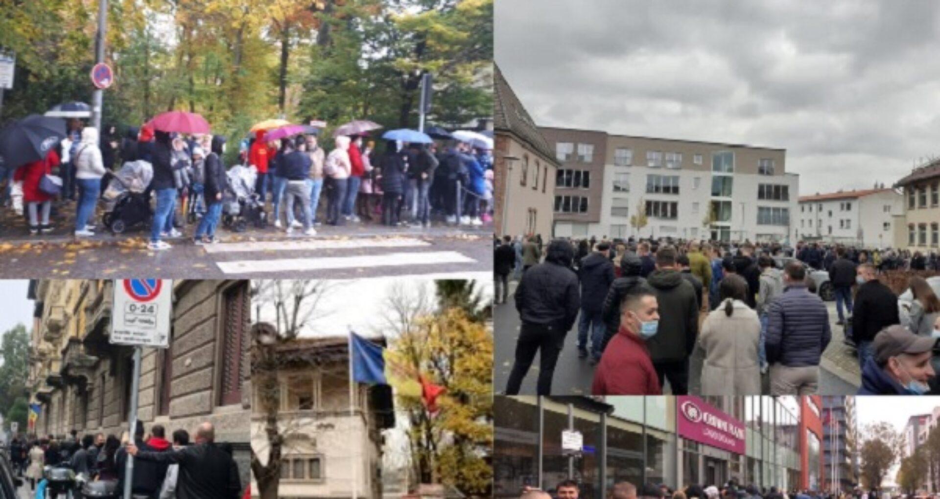 ULTIMA ORĂ! Curtea de Apel a decis: CEC – OBLIGATĂ să deschidă cel puțin 190 de secții de vot în diasporă pentru anticipatele din 11 iulie