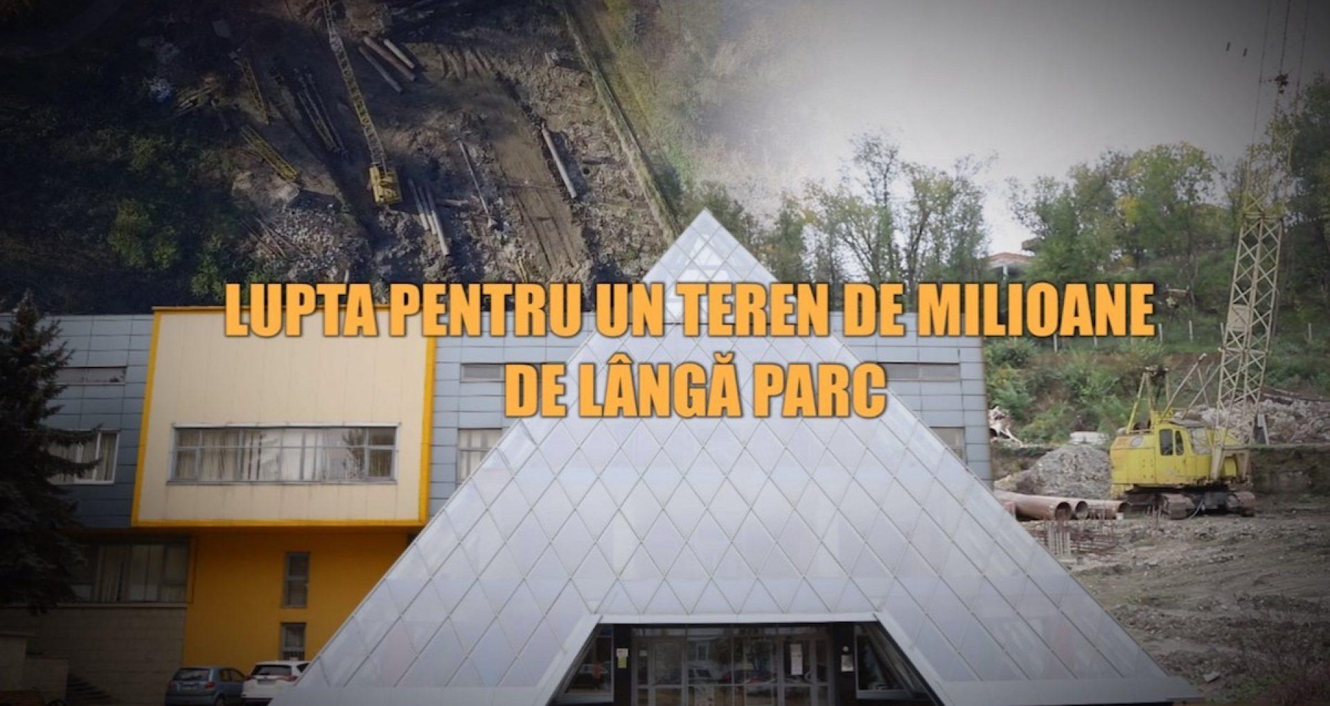 """Decizii ale CSJ dispărute și acuzații de escrocherie în litigiul pentru un teren de milioane de lângă parcul """"Dendrariu"""""""