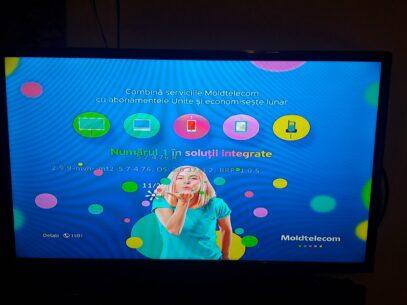 Reacția Moldtelecom, după ce televiziunea digitală și internetul au căzut timp de aproape 30 de minute