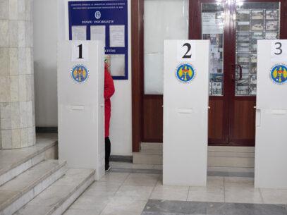 STOP VOT/ Majoritatea secțiilor de votare s-au închis